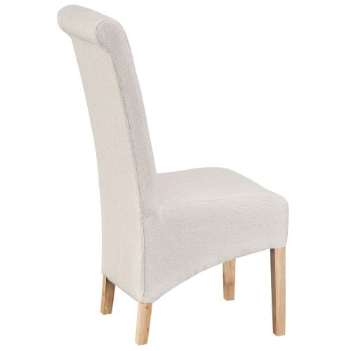 Trentham Rollback Chair Plain Cappuccino
